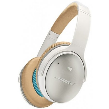 Bose - Quiet Comfort Qc25 Head Bianco