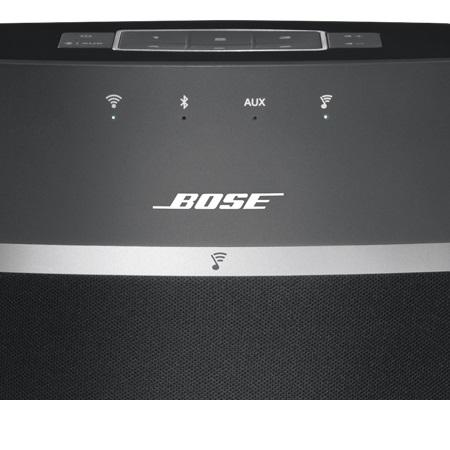 Bose® Diffusore Audio Wi-Fi - Soundtouch 10 Nero