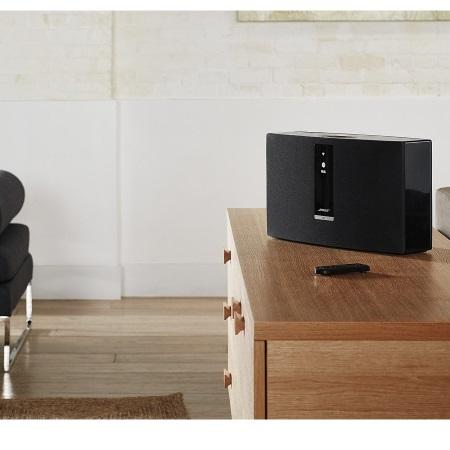 Bose® Diffusore Audio Wi-Fi - Soundtouch 30 Serie III Nero