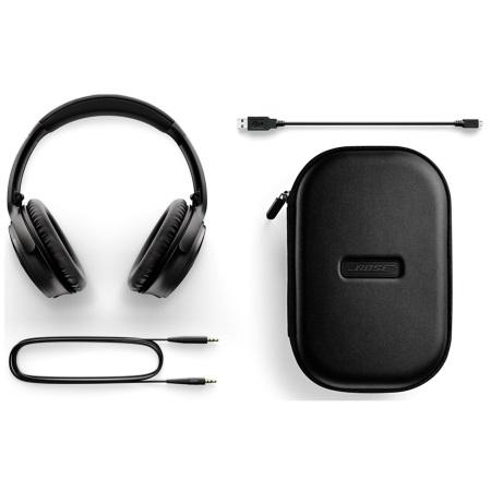 Bose - QuietComfort 35  Black