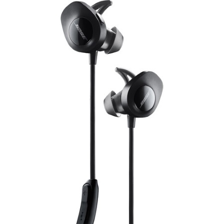 Bose Cuffie SoundSport wireless - Soundsport Wireless Black