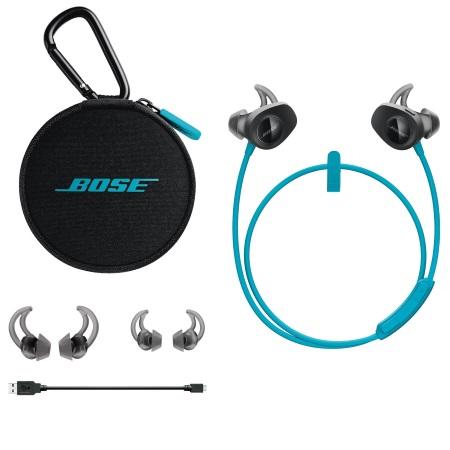 Bose Cuffie SoundSport wireless - Soundsport Wireless aqua