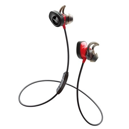 Bose - Soundsport Pulse Wireless Red