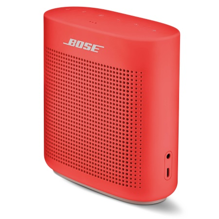 Bose® - Soundlink Color II Bluetooth Red