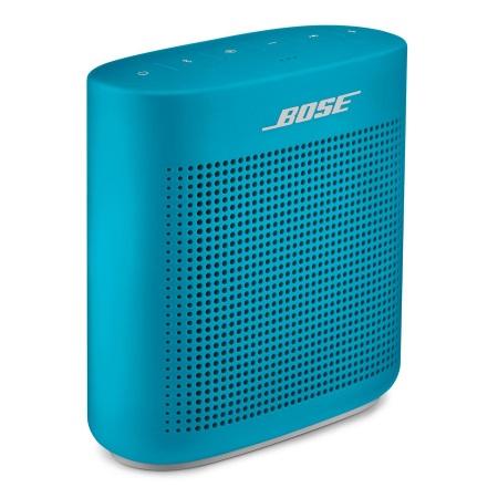 Bose® Diffusore Audio Portatile Bluetooth - Soundlink Color II Bluetooth Blue