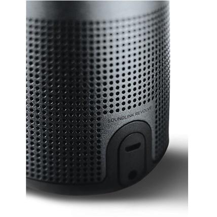 Bose® Diffusore Audio Portatile Bluetooth - Soundlink Revolve Bluetooth Black