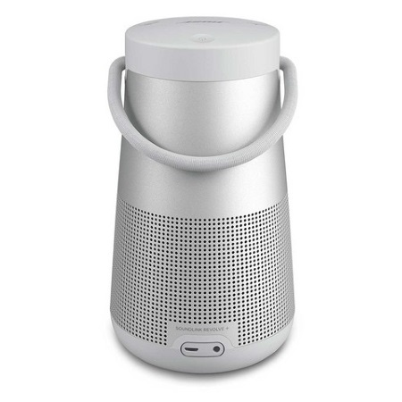 Bose® Diffusore Audio Portatile Bluetooth - Soundlink Revolve+ Bluetooth Lux Grey