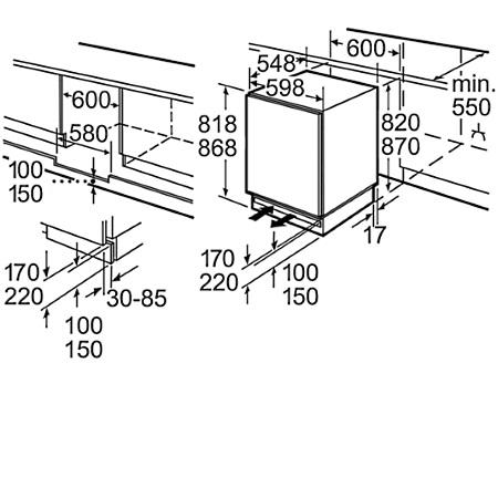 Bosch - Kur15a60