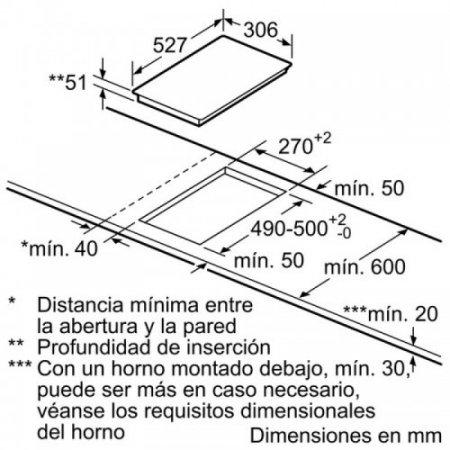 Bosch Piano cottura ad induzione - Pxx375fb1e