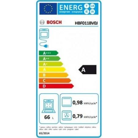 Bosch Forno elettrico 2970 w - Hbf011bv0j