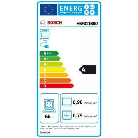 Bosch Forni da incasso ventilato - Hbf011br0