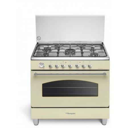 Bompani Cucina a gas forno elettrico - Bo684jm/n
