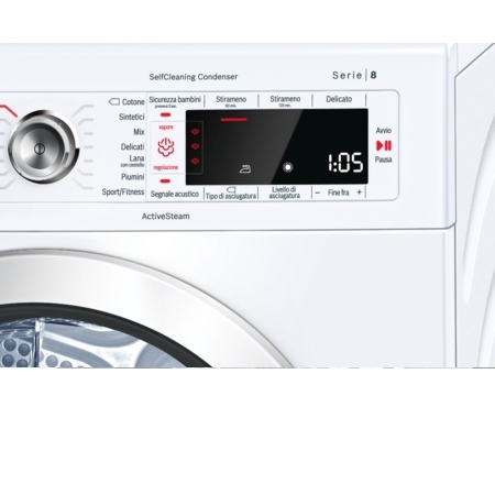 BOSCH - WTW855R9IT