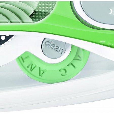 Bosch Ferro a vapore 2400 w - Tda702421e Bianco-verde