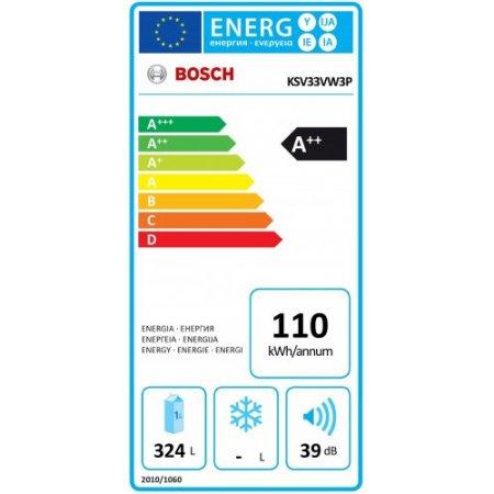 Bosch Frigorifero 1p a colonna - Ksv33vw3p