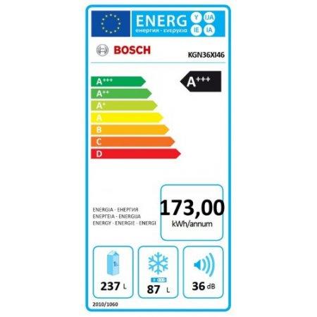 Bosch Frigo combinato 2 porte no frost - Kgn36xi46