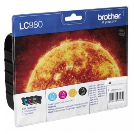 Brother - Lc-980valbp