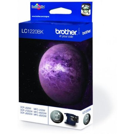 Brother - Lc-1220bkbp