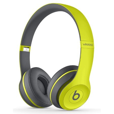 Beats By Dr.dre - Solo 2.0 Wireless Yellow Active