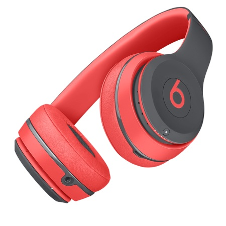 Beats By Dr.dre Cuffie sovraurali dall'audio potente e pulito - Solo 2.0 Wireless Red Active