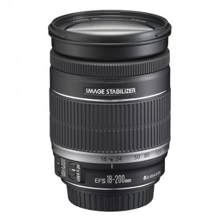 Canon Obiettivo - Ef S 18-200 Mm