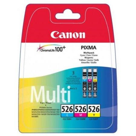 Canon - Cli526cmy