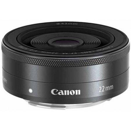 Canon - Ef-m 22mm F/2.0 Stm 5985b005