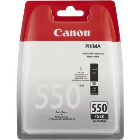 Canon 1 per confezione cartuccia inkjet - Pgi-550 Pgbk 6496b004