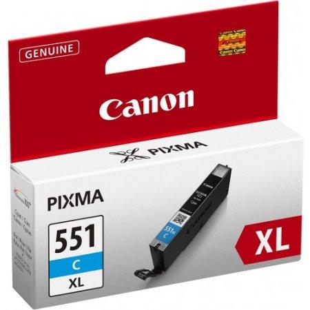 Canon 1 per confezione cartuccia inkjet - Cli551xlc