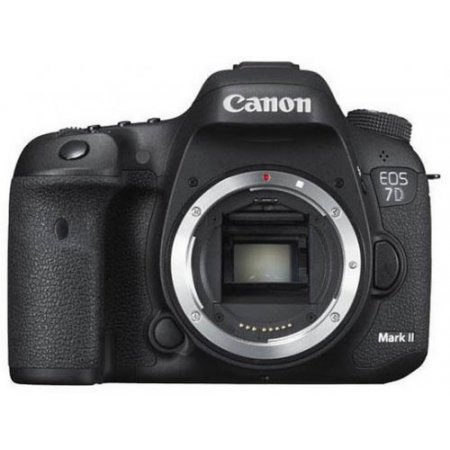 Canon - Eos 7d Mark Ii Nero