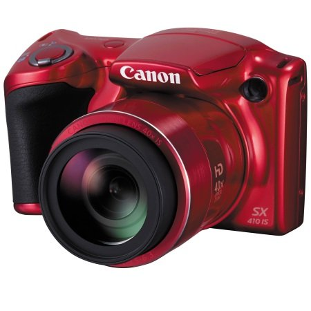 Canon Fotocamera Bridge - Powershot Sx410 Is Red