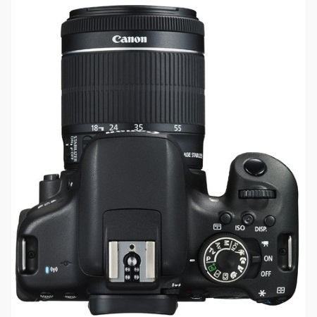 Canon - EOS 750D+EF-S 18-55 IS STM