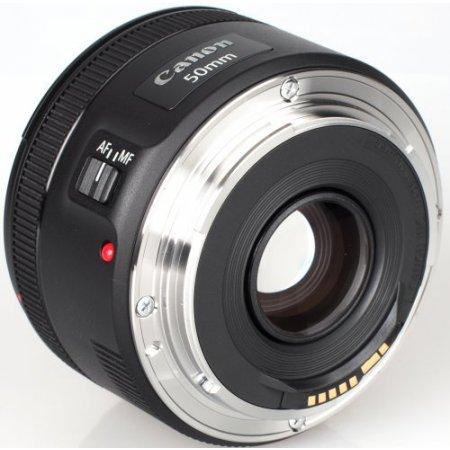 Canon Obiettivo - Ef50mm F1.8 Stm