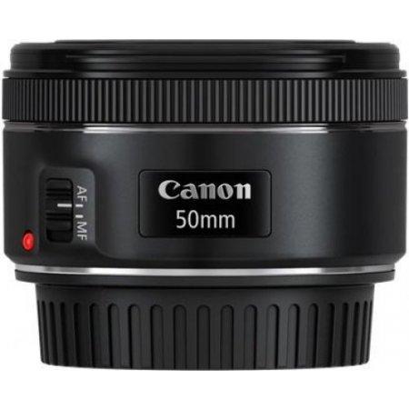 Canon - Ef50mm F1.8 Stm