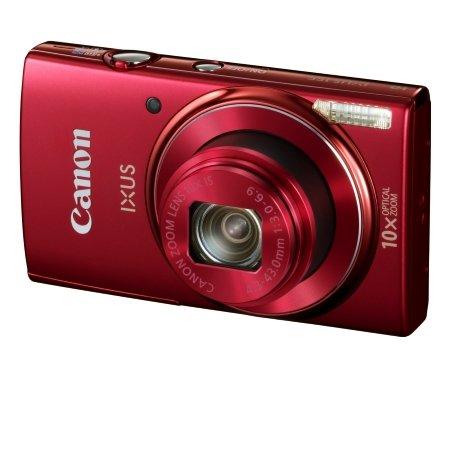 Canon Sensore CCD da 20 Mpx - Ixus 180 Red