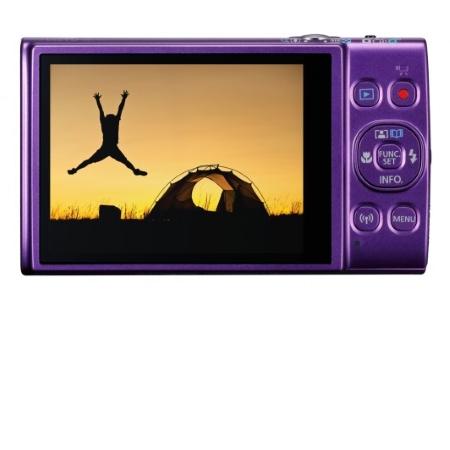 Canon Fotocamera digitale compatta - Ixus 285 Hs Purple
