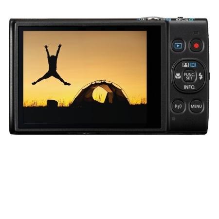 Canon Fotocamera digitale compatta - Ixus 285 Hs Black