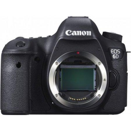 Canon - Eos 6d + 24-105mm Nero