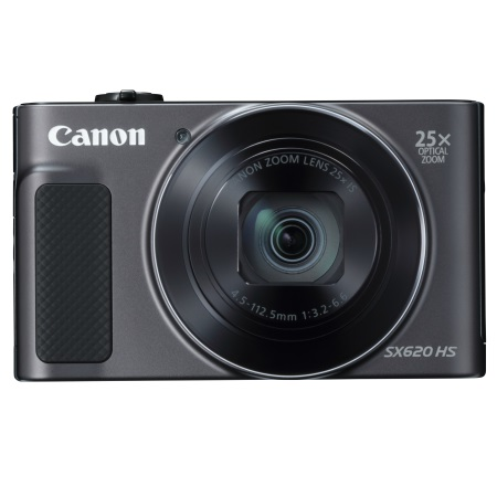 Canon Sensore CMOS da 20,2 megapixel - POWERSHOT SX620 HS BLACK