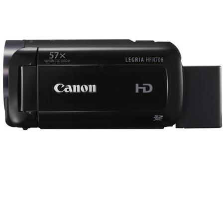 Canon Videocamera digitale - Legria Hf-r706 Black