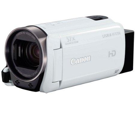 Canon - Legria Hf-r706 White