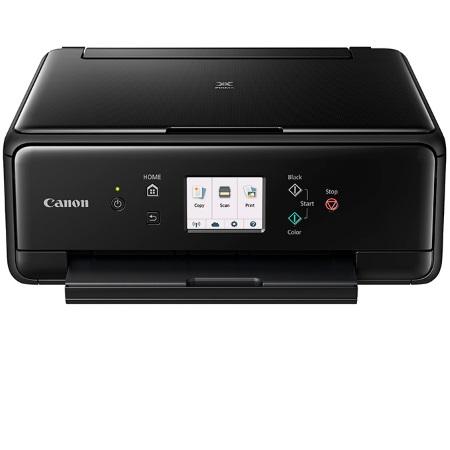 Canon Stampante Multifunzione - Pixma Ts6050 Wi-Fi Black