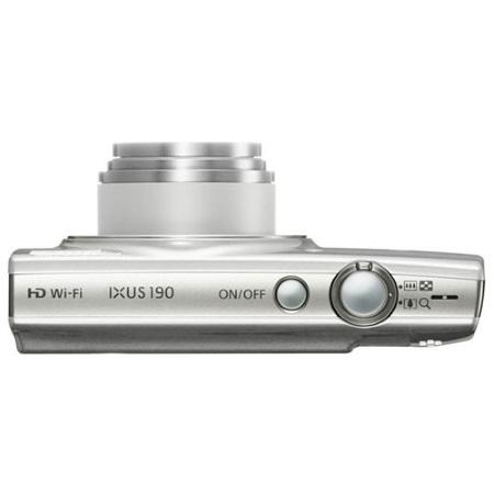 Canon Fotocamera compatta - Ixus 190 Silver