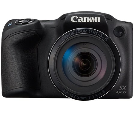 Canon - Powershot Sx430 Is Nera