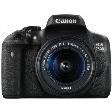 Canon - Eos 750d + 18-55mm