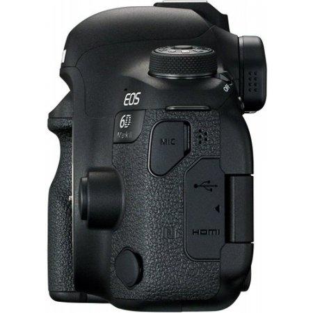 Canon Fotocamera reflex - Eos 6d Mark Ii Body