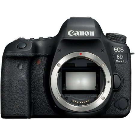 Canon - Eos 6d Mark Ii Body