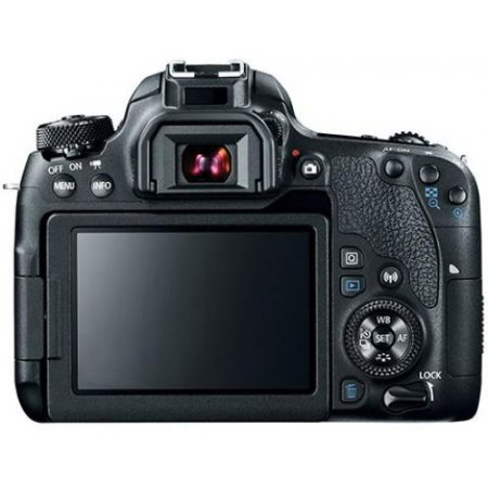 Canon - Eos77d + Efs18-135 Is Usm