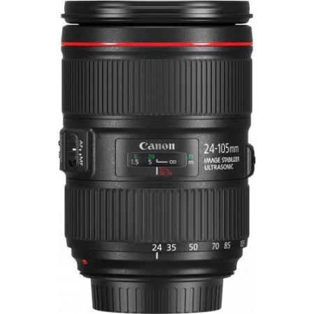 Canon Obiettivo - Ef 24-105 F/4l Is Ii Usm