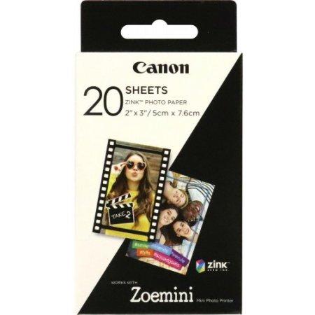 Canon 20 fogli per confezione carta fotografica - 3214c002aa